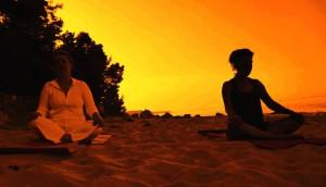 Summer solstice yoga retreat