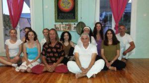 Initial kriya yoga memoir: last day participants II