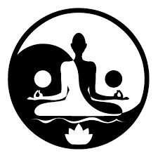 yin yang padmasan