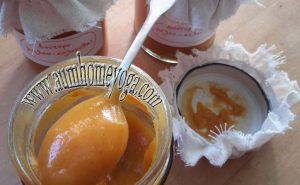 αρωματικό βούτυρο μήλου κολοκύθας χωρίς λιπαρά, κατάλληλο και για αποτοξίνωση