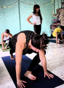 Πρωινό τμήμα γιόγκα Aum Home Yoga